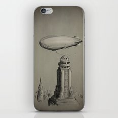 The Mooring iPhone & iPod Skin