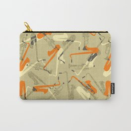 Miles & 'Trane Carry-All Pouch