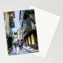 The Shambles, York Stationery Cards