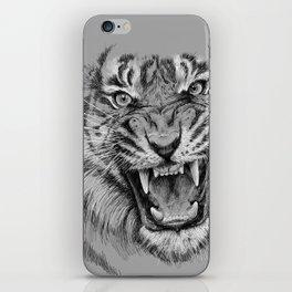 Tiger Portrait Animal Design iPhone Skin