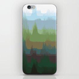 Vocalscape IV iPhone Skin