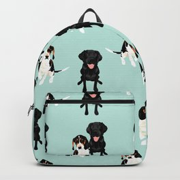 Jasper and Bella Pattern Backpack