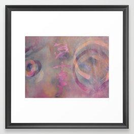 Buji  / Painted by Terrance Keenan Framed Art Print