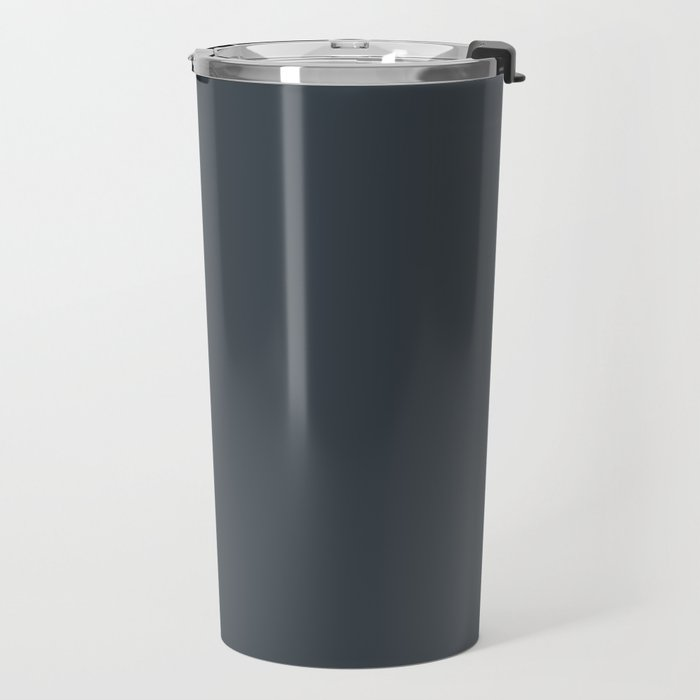 Arsenic - solid color Travel Mug