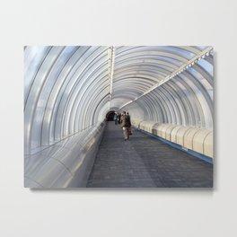 Skywalk Metal Print