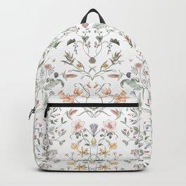 Painted Botanical Garden Backpack