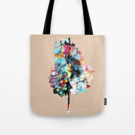 Fantasy Tree 2 Tote Bag