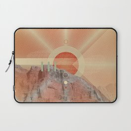 Not knowing when the dawn will come #everyweek 49.2016 Laptop Sleeve