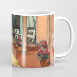 Golden Girls Lannai Coffee Mug