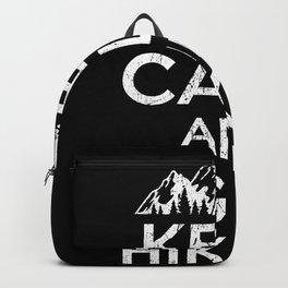 Gardener Saying Backpack
