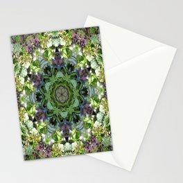 SacredSucculentGeo Stationery Cards