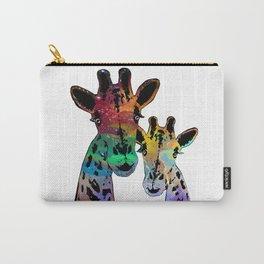 Galaxy Giraffes Carry-All Pouch