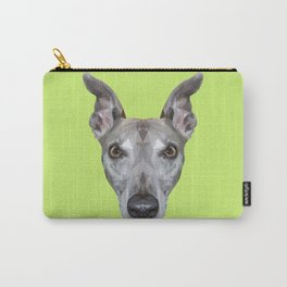 Whippet // Green (Vespa) Carry-All Pouch