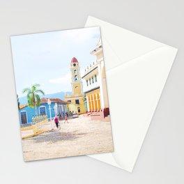 43. Colorful Trinidad, Cuba Stationery Cards
