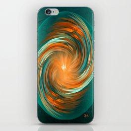 The energy of joy iPhone Skin