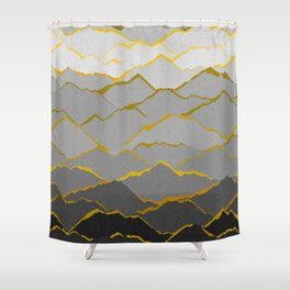 Kintsugi Shower Curtain