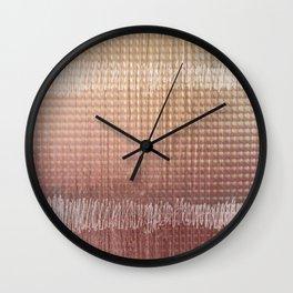 Texture 02 Wall Clock