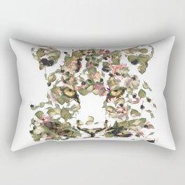 Leopard portrait Rectangular Pillow