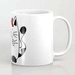 Kitten WITH CANDY Coffee Mug