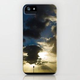 Sunset in Gran Canaria iPhone Case