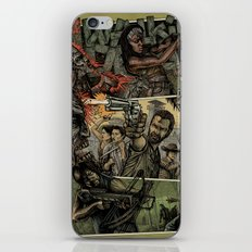 Walking Dead iPhone & iPod Skin
