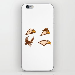 Happy American Eagle Day iPhone Skin