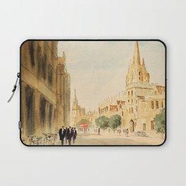 Oxford High Street Laptop Sleeve