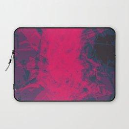 Shattered Purple Laptop Sleeve
