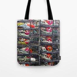 crab season Tote Bag