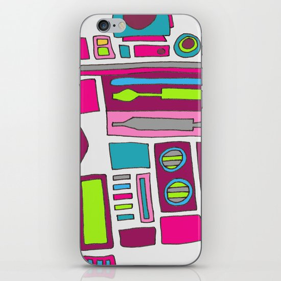 Cool Girls Like Epic Droids iPhone & iPod Skin