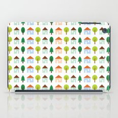 The Essential Patterns of Childhood - Home iPad Case