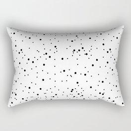 Funny dots Rectangular Pillow