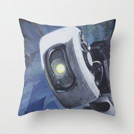 Robot #2 (2012) Throw Pillow