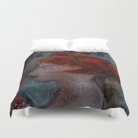 imagerybydianna Duvet Covers featuring somnia by Imagery by dianna