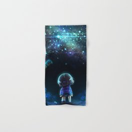 Starry (Night) Undertale Hand & Bath Towel
