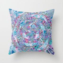 Big Bang, Harmony Throw Pillow