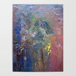 Entangled Flowers 1987 Poster