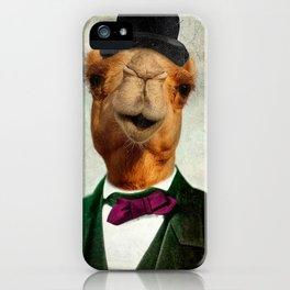 Humphrey's Night Out iPhone Case