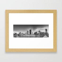Toronto City Hall Framed Art Print