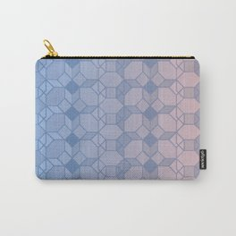 OCTAGONAL CREATION 2 Carry-All Pouch
