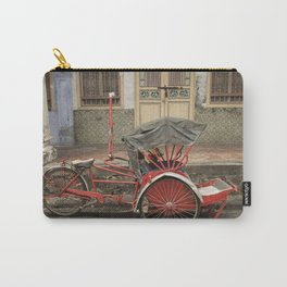 Rickshaw Carry-All Pouch