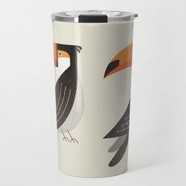 Whimsy Toucan Travel Mug