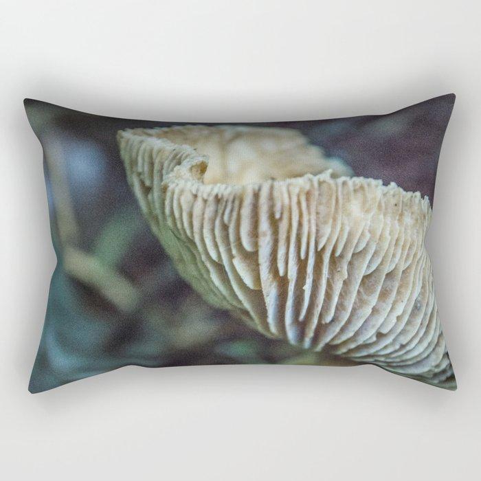 Les Champignons de la Forêt Rectangular Pillow