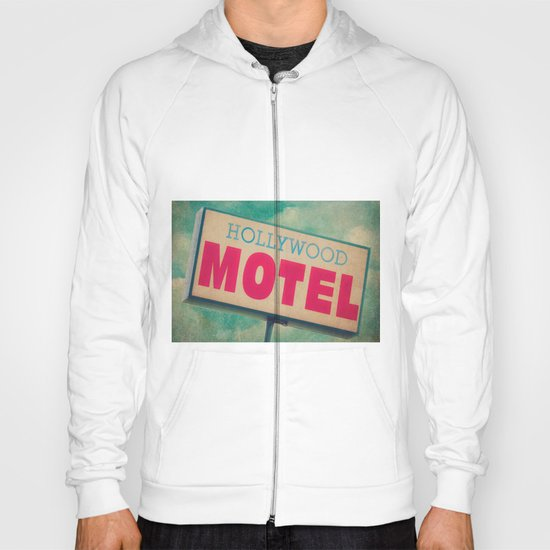 The Hollywood No-Tell Motel Hoody