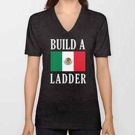 Build A Ladder Unisex V-Neck