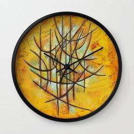 Etnik 3 Wall Clock