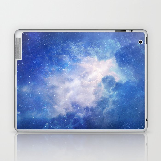 The Universe Calling Laptop & iPad Skin by adaracadabra