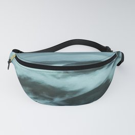 Clouds in the Valleys Fanny Pack