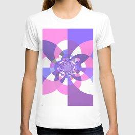Unicorn Kaleidoscope Mandala T-shirt