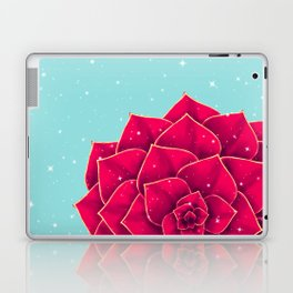 Big Holidays Christmas Red Echeveria Design Laptop & iPad Skin
